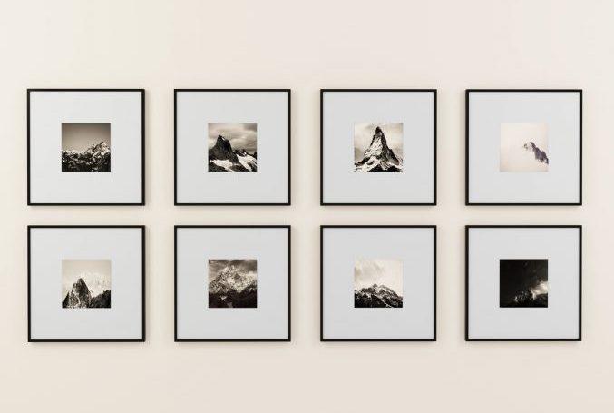 gallery framing